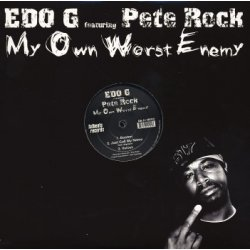Edo G Featuring Pete Rock - My Own Worst Enemy, 2xLP