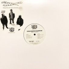 "Endangered Elements - Heightz Of Elevation 93-94 EP, 12"", EP"