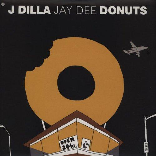 J Dilla - Donuts, 2xLP