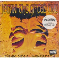 """Jemini The Gifted One - Funk Soul Sensation, 12"""""""