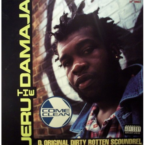 Jeru The Damaja - Come Clean, 12""