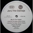 "Jeru The Damaja - Me Or The Papes, 12"", Promo"