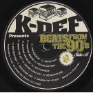 K-Def - Beats From The 90's Vol. 2, LP