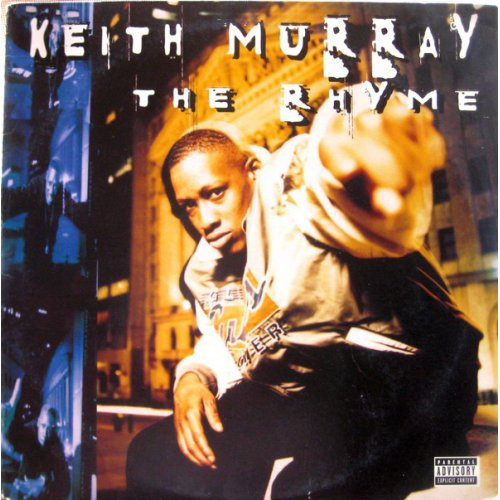 Keith Murray - The Rhyme, 12""