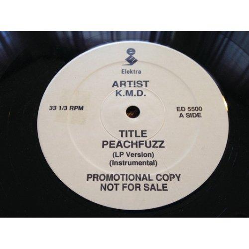 "K.M.D. - Peachfuzz / Gasface Refill, 12"", Promo"