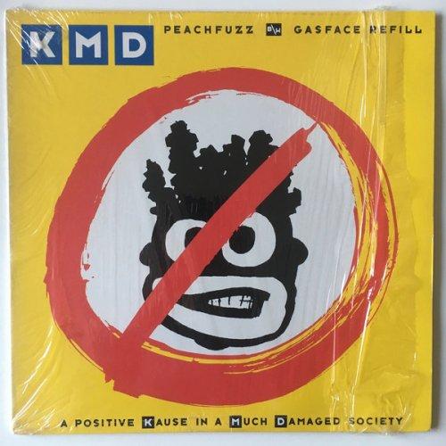 "KMD - Peachfuzz / Gasface Refill, 12"""