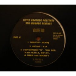 Little Brother Presents 9th Wonder - Remixes Vol. 2, 12""