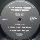 Little Brother Presents 9th Wonder - Remixes Vol. 3, 12""