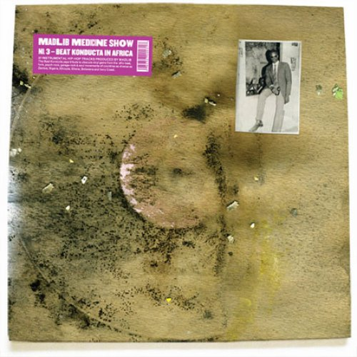 Madlib - Beat Konducta In Africa, 2xLP
