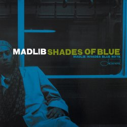 Madlib - Shades Of Blue, 2xLP