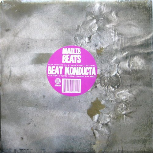 Madlib The Beat Konducta - Vol. 2: Movie Scenes, The Sequel, LP