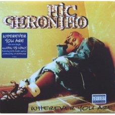 "Mic Geronimo - Wherever You Are, 12"""
