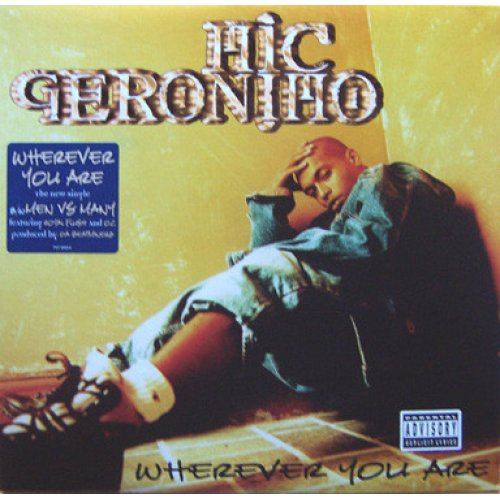 Mic Geronimo - Wherever You Are, 12""