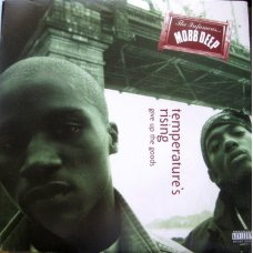"""Mobb Deep - Temperature's Rising / Give Up The Goods, 12"""""""