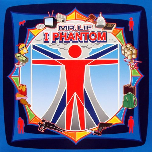 Mr. Lif - I Phantom, 2xLP