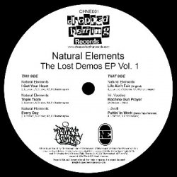 "Natural Elements - The Lost Demos EP Vol. 1, 12"", EP"