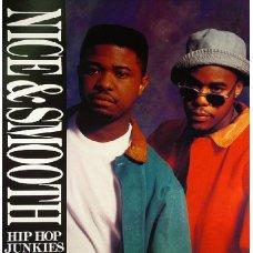"Nice & Smooth - Hip Hop Junkies, 12"""