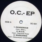 O.C. - Dangerous / M.U.G. / War Games, 12""