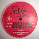 "Pato - Nighthawks / Bad Situation, 7"", Promo"