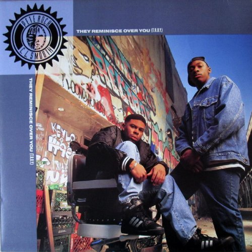 "Pete Rock & C.L. Smooth - They Reminisce Over You (T.R.O.Y.), 12"", Repress"