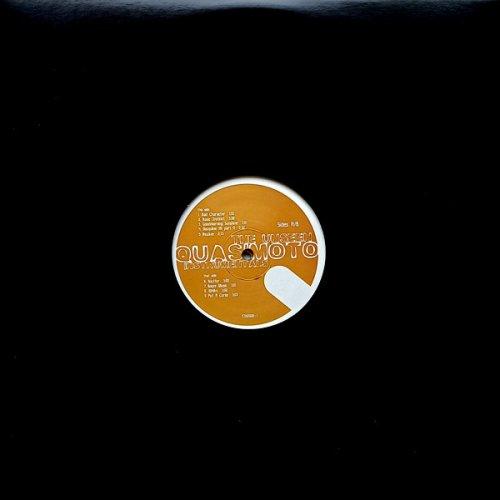 "Quasimoto - The Unseen Instrumentals, 2x12"", Repress"