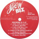 """Showbiz & A.G - Soul Clap, 12"""", EP, Reissue"""