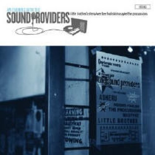 Sound Providers - An Evening With The Sound Providers, 2xLP