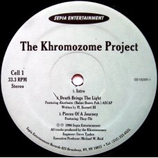 """The Khromozomes - The Khromozome Project, 12"""", EP"""