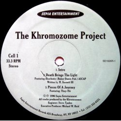 "The Khromozomes - The Khromozome Project, 12"", EP"