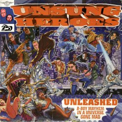 Unsung Heroes - Unleashed, 2xLP