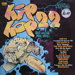 Various - Street Sounds Hip Hop 22, LP