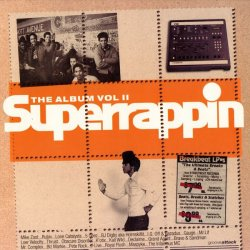 Various - Superrappin (The Album Vol II), 3xLP