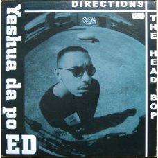 "Yeshua daPoED - Directions / The Head Bop, 12"""