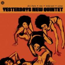"Yesterdays New Quintet - Elle's Theme, 12"", EP"