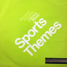 Leon Berger, John Cooke, Phil Moore - Sports Themes, LP