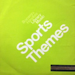Leon Berger, John Cooke, Phil Moore - Sports Themes, LP