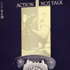 The International Studio Orchestra - Action, Not Talk, LP