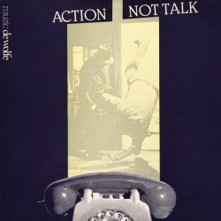 The International Studio Orchestra - Action, Not Talk, LP