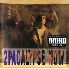 2Pac - 2Pacalypse Now, CD