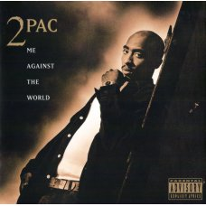 2Pac - Me Against The World, CD