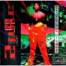 2Pac - Strictly 4 My N.I.G.G.A.Z., CD