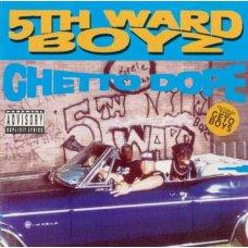 5th Ward Boyz - Ghetto Dope, CD