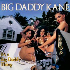 Big Daddy Kane - It's A Big Daddy Thing, CD, Club Edition