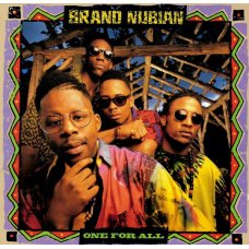 Brand Nubian - One For All, CD