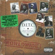 D.I.T.C. - D.I.T.C., CD