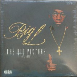 Big L - The Big Picture, 2xLP, Reissue