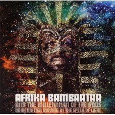 Afrika Bambaataa - Dark Matter Moving At The Speed Of Light, 2xLP