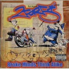 2for5 - Broke Minds Think Alike, 2xLP