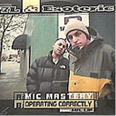 7L & Esoteric - Mic Mastery / Operating Correctly, 12""