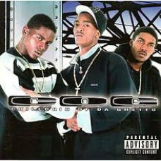 C.O.G - Chilldrin Of Da Ghetto, LP